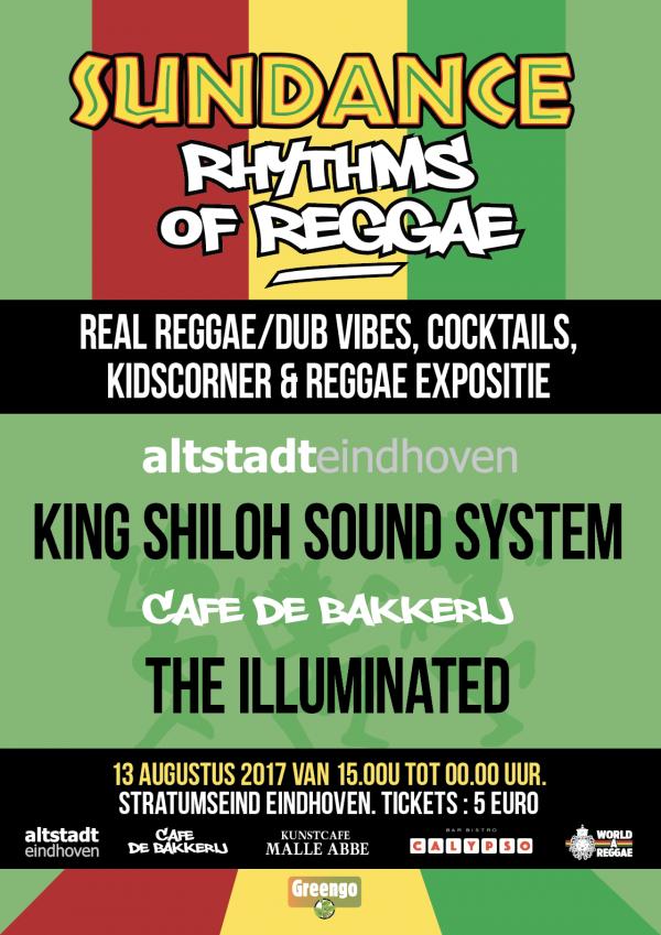 Rhythms of Reggae